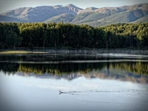 Alaska fly-in adventure travel.