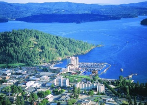 coeur d'alene idaho travel guide