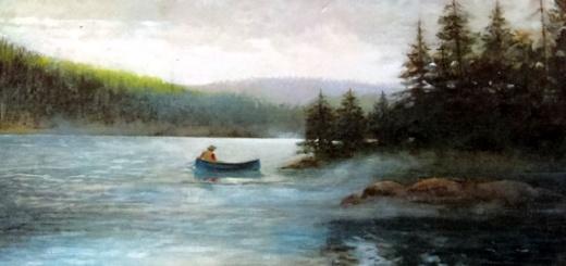 sigurd olson canoe