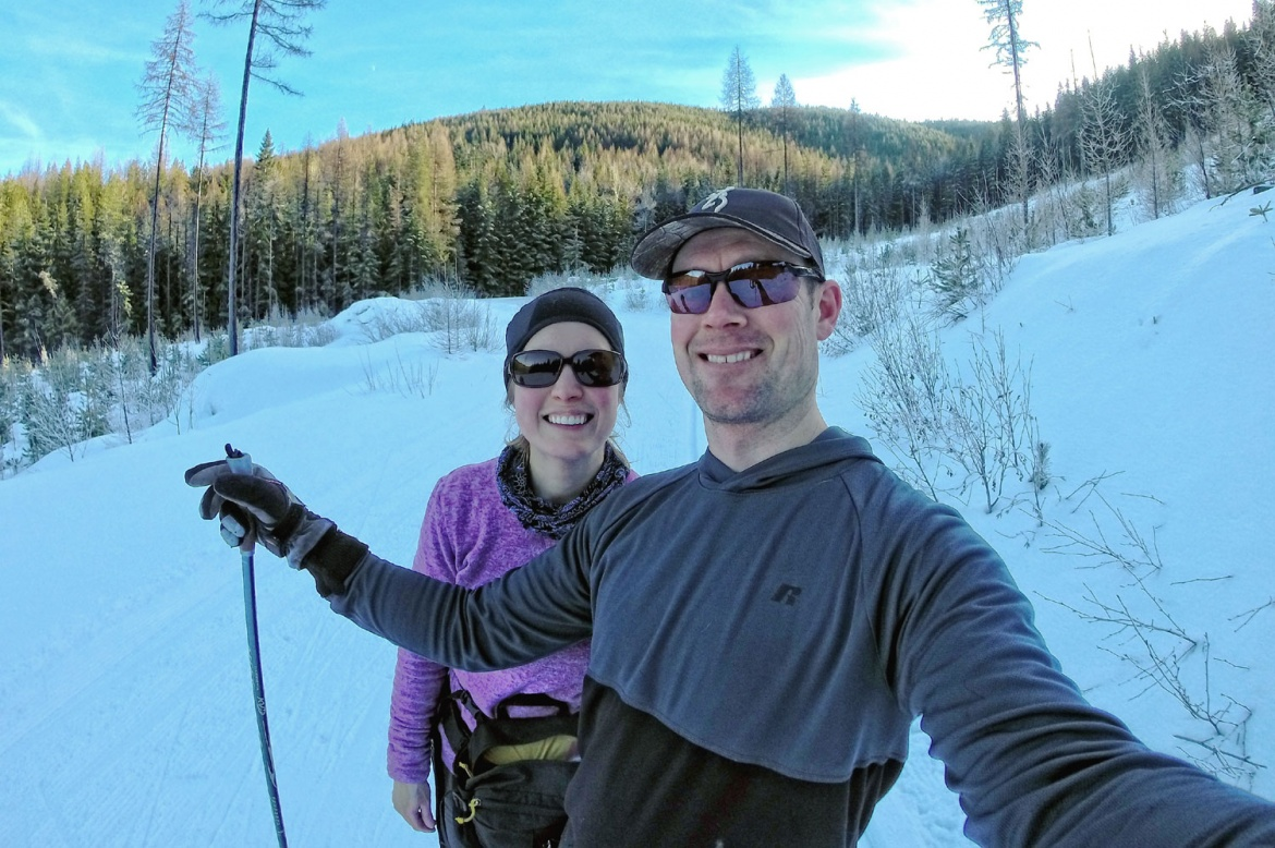 The Video Where We Go XC Skiing (And Get Lost) At Mount Spokane